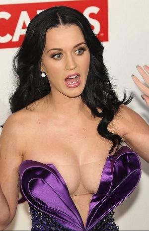 Porque o melhor sobre a Katy Perry é, provavelmente, a Katy Perry.