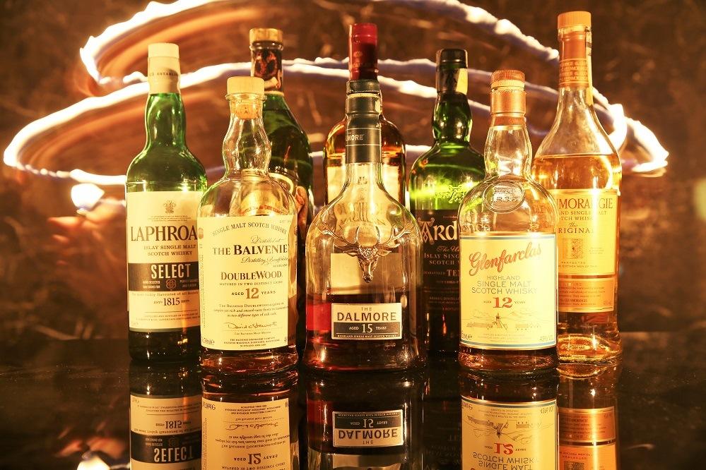 whiskies para iniciantes