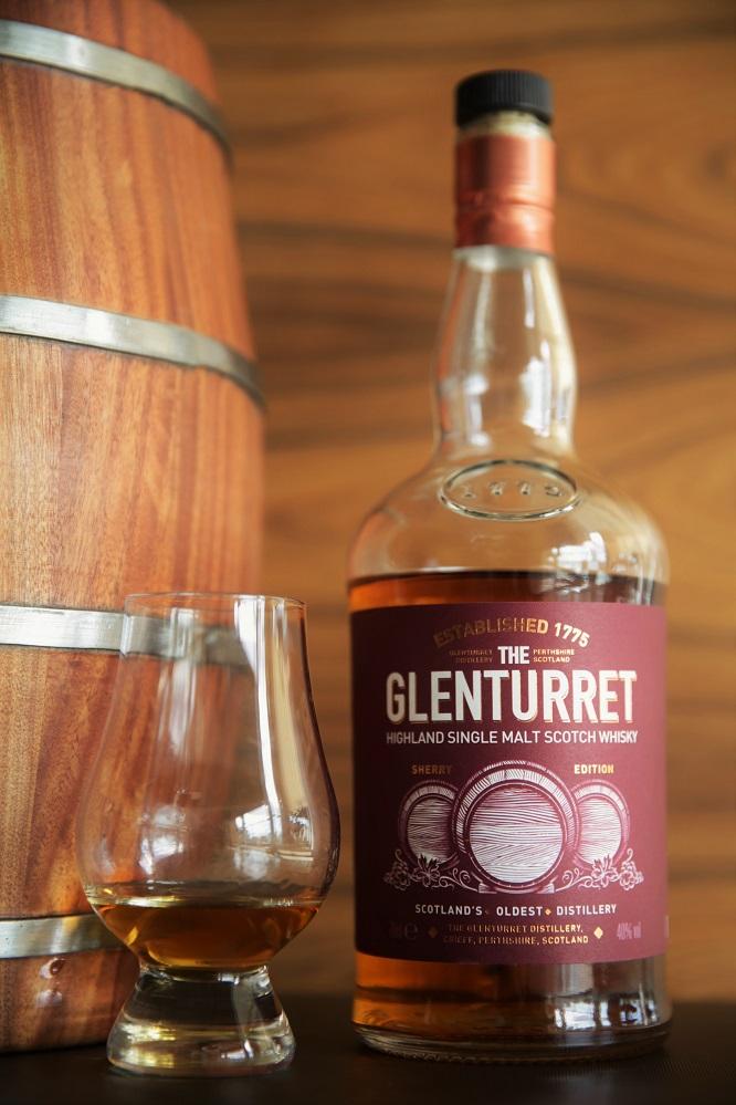 Glenturrret Sherry