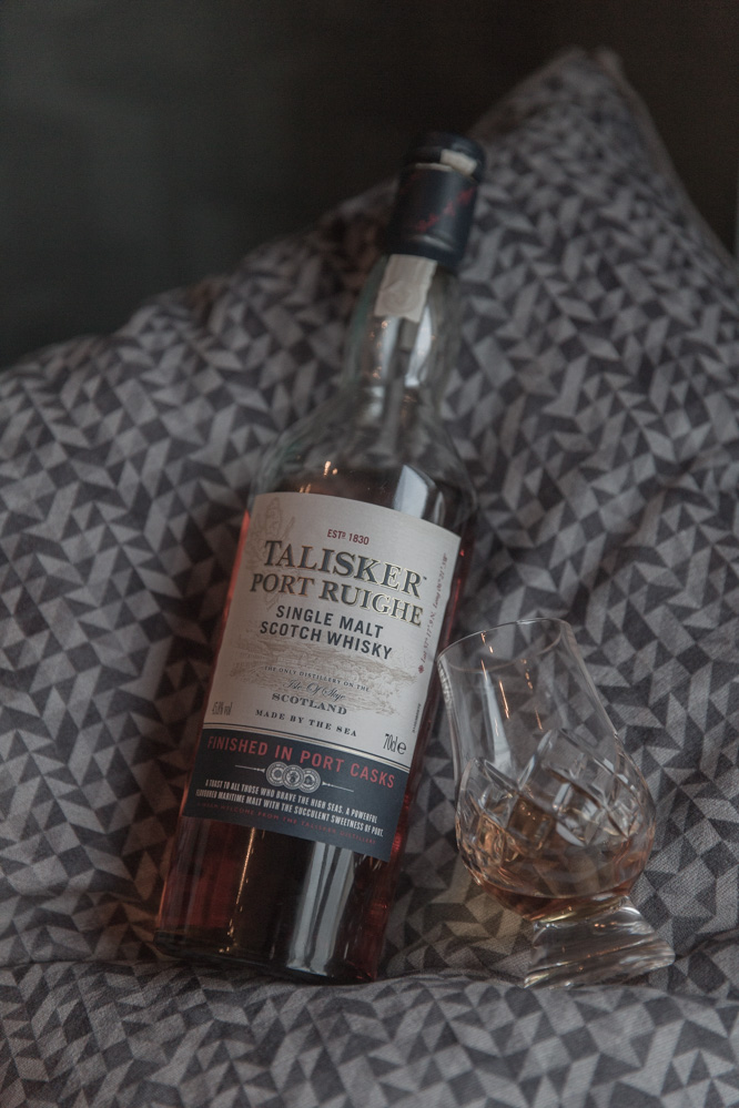Talisker Port Ruighe - O Cão Engarrafado