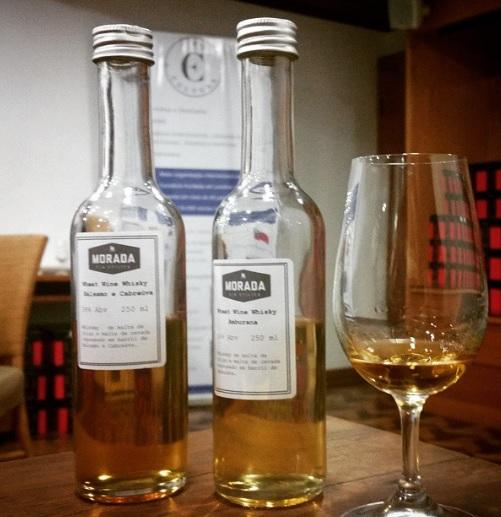 Whiskies da Morada