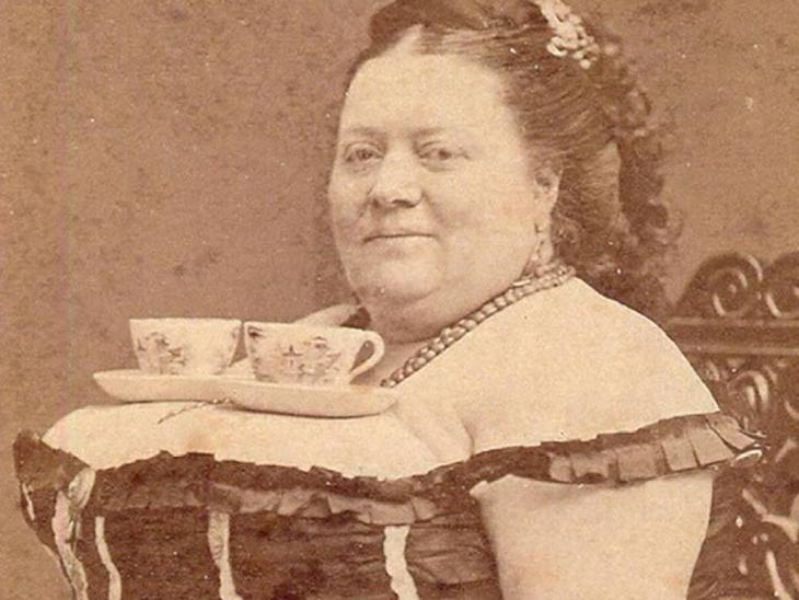 Foi quando nasceu também o chá da tarde!