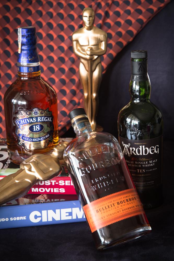 Whiskies para o Oscar - O Cão Engarrafado